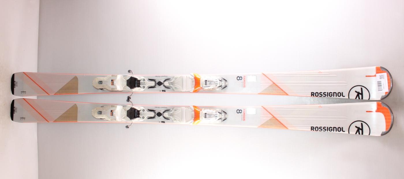 Dámské lyže ROSSIGNOL FAMOUS 8 156cm
