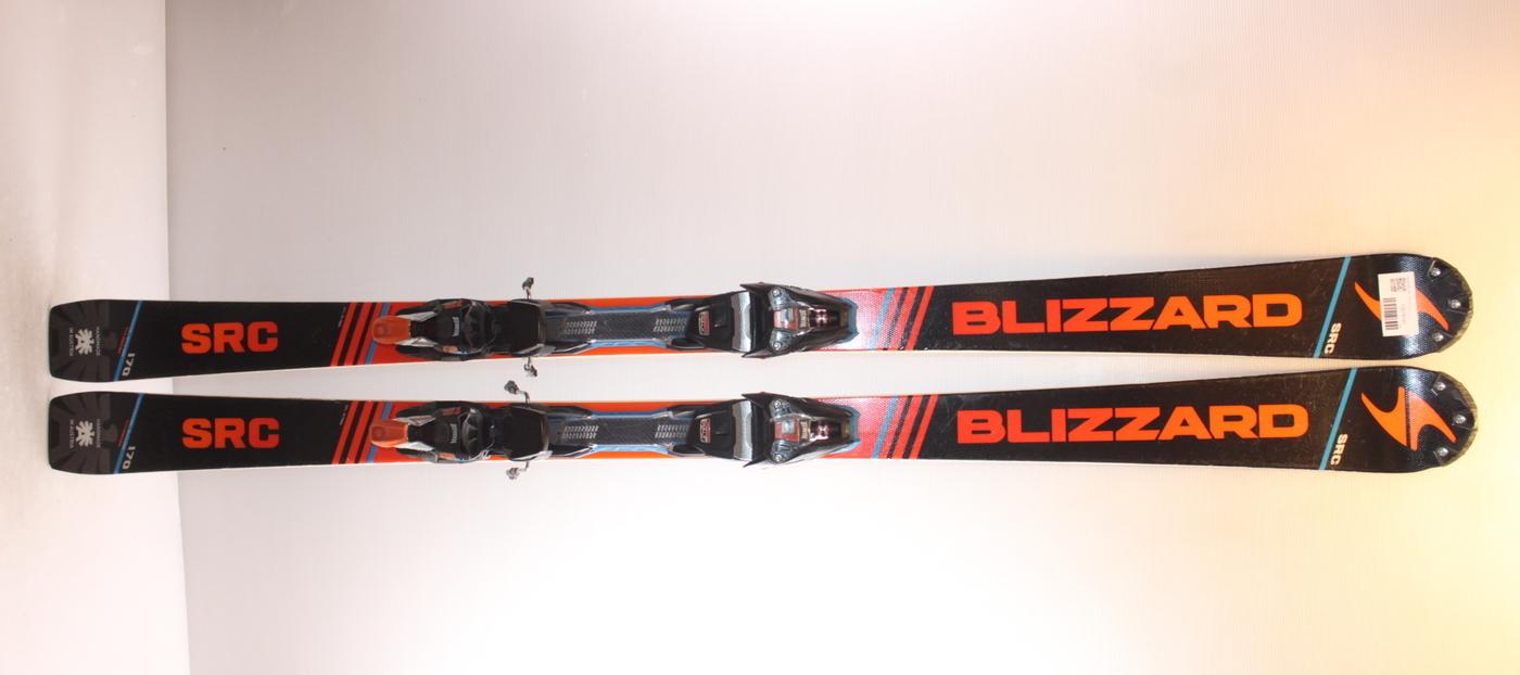 Lyže BLIZZARD SRC  170cm