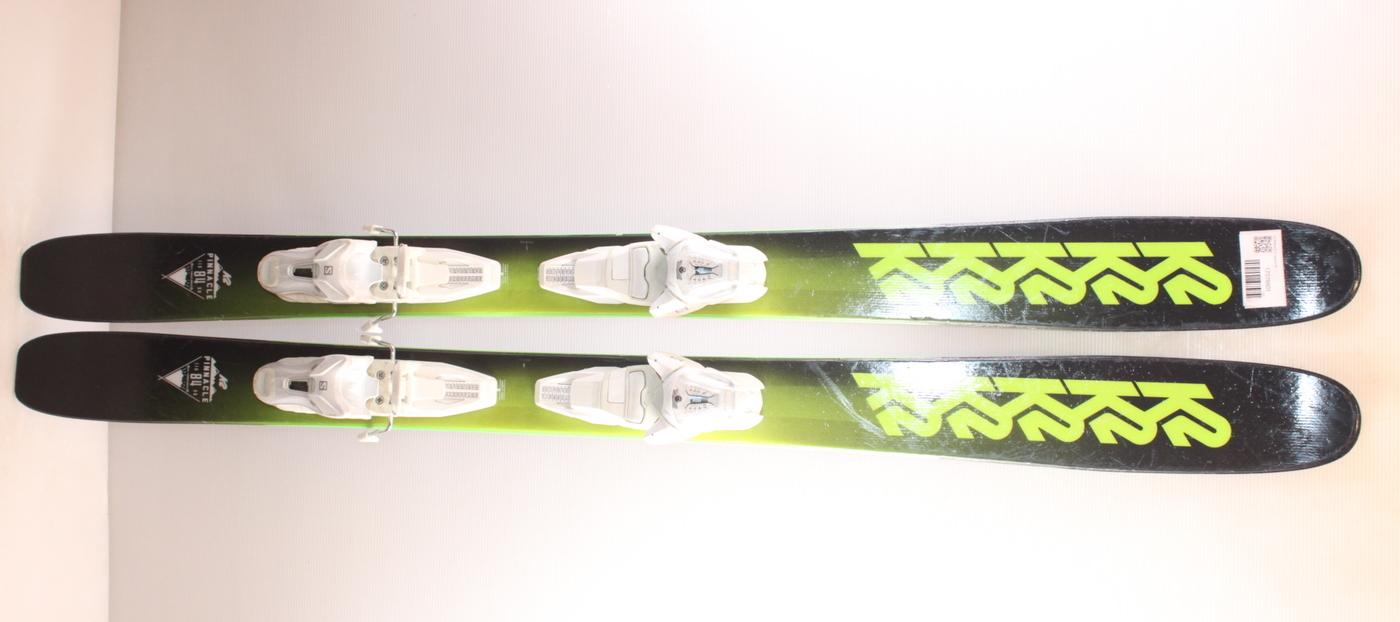 Dětské lyže K2 PINNACLE 140cm