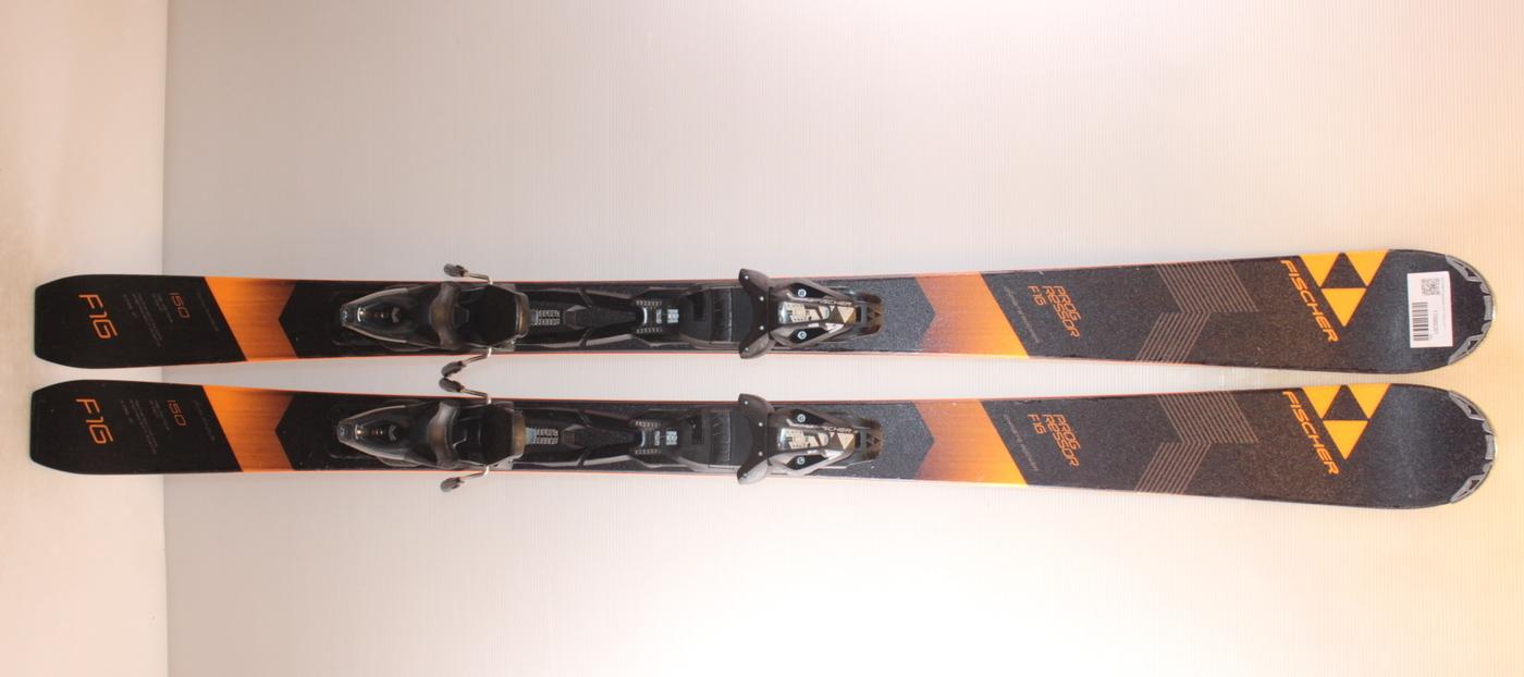 Lyže FISCHER Progressor F16 150cm