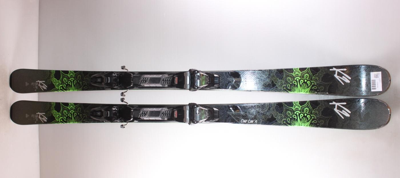Dámské lyže K2 One LUV 153cm