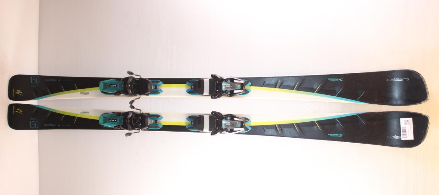 Dámské lyže ELAN SPEED MAGIC 150cm