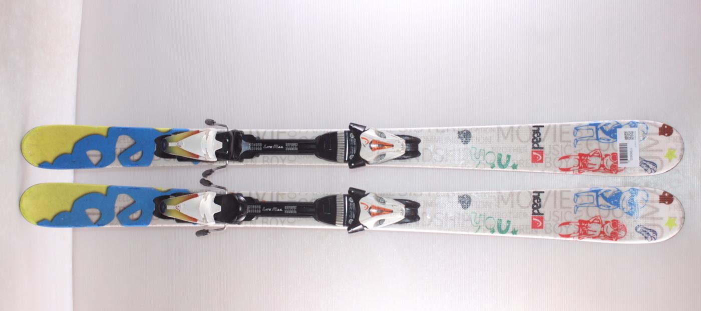 Dětské lyže HEAD Motive 127cm