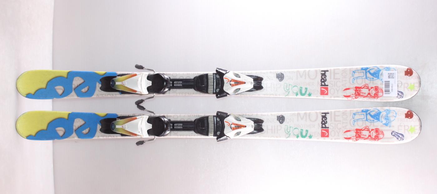 Dětské lyže HEAD Motive 117cm