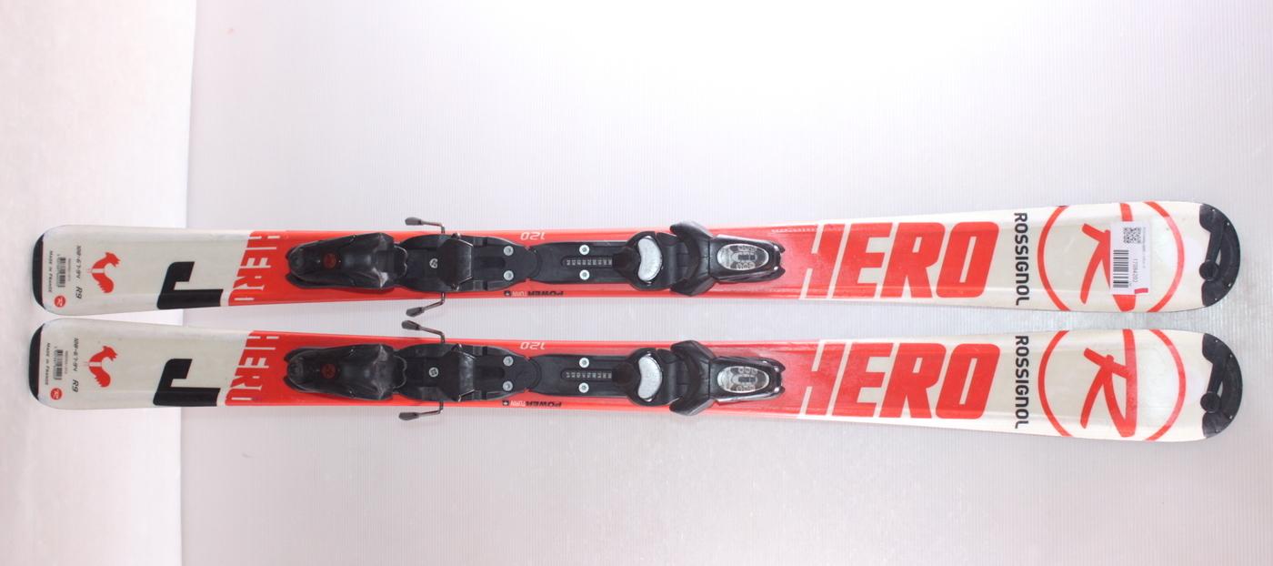 Dětské lyže ROSSIGNOL HERO J 120cm