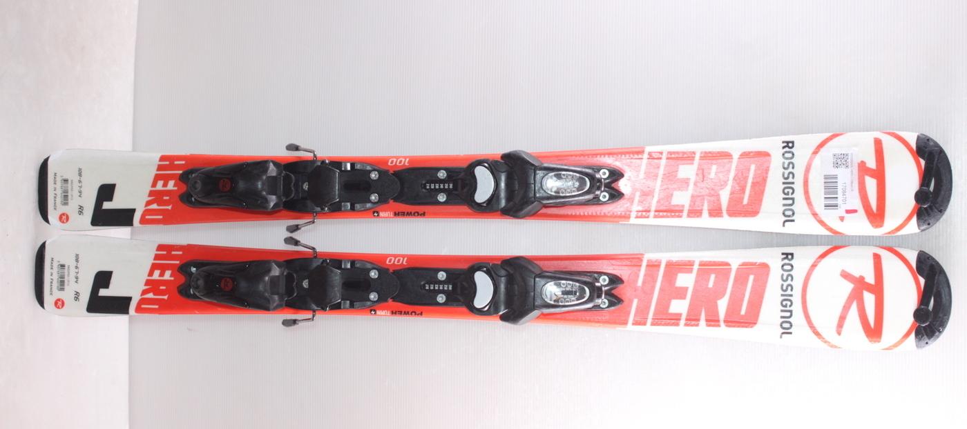 Dětské lyže ROSSIGNOL HERO J 100cm rok 2017