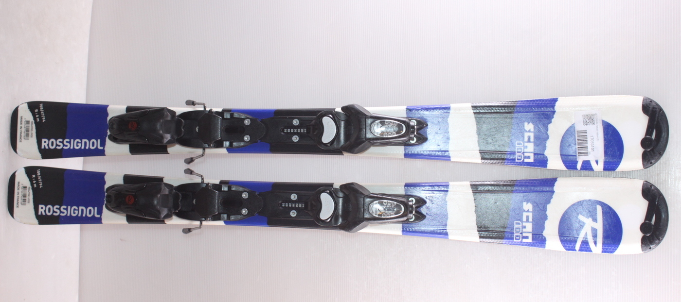 Dětské lyže ROSSIGNOL SCAN 100cm