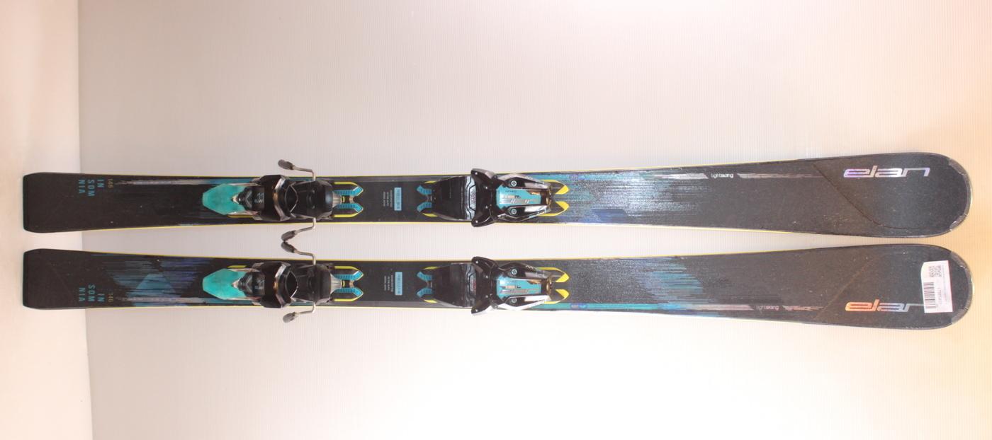 Dámské lyže ELAN AMPHIBIO INSOMNIA 146cm