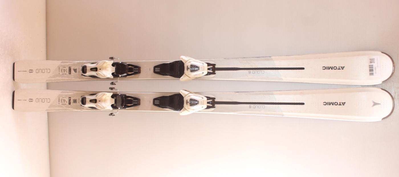 Dámské lyže ATOMIC CLOUD 8 143cm rok 2018