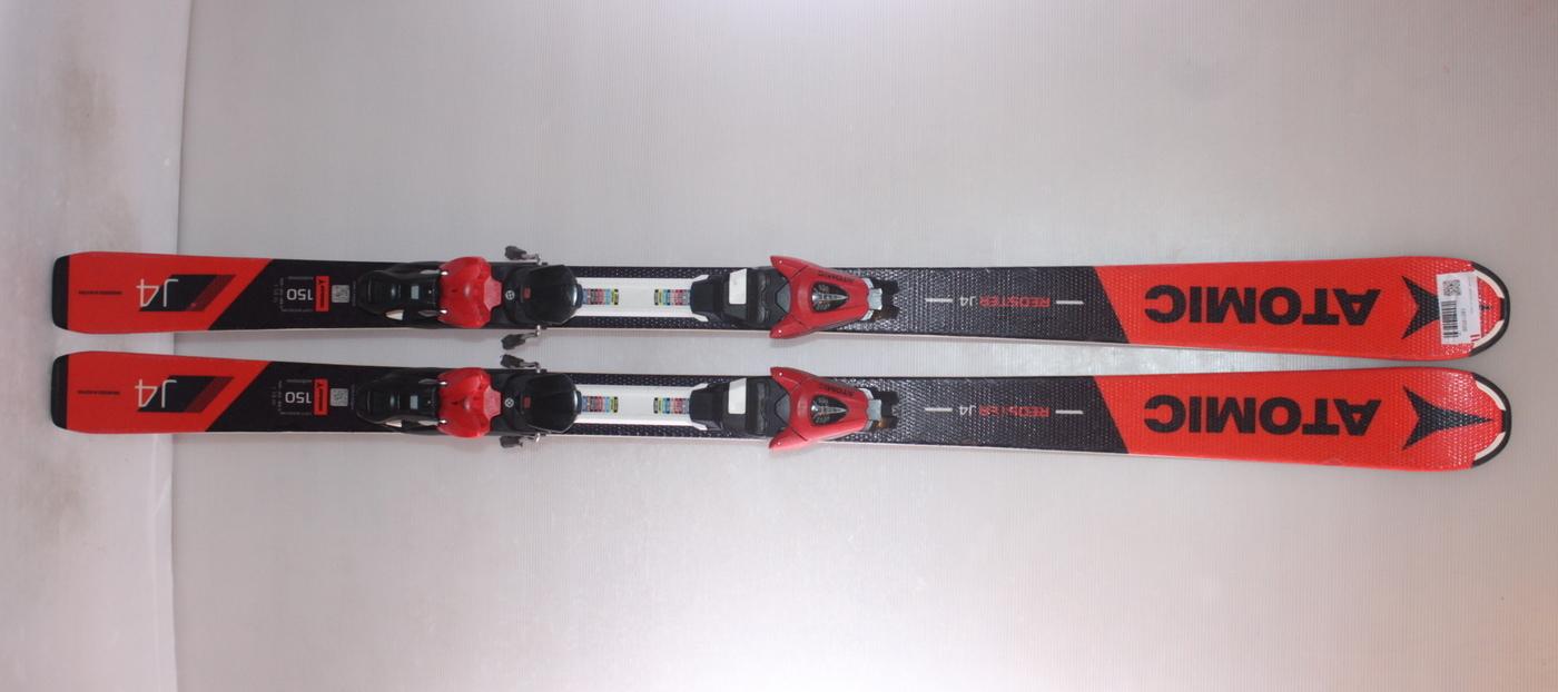 Dětské lyže ATOMIC REDSTER J4 150cm rok 2018
