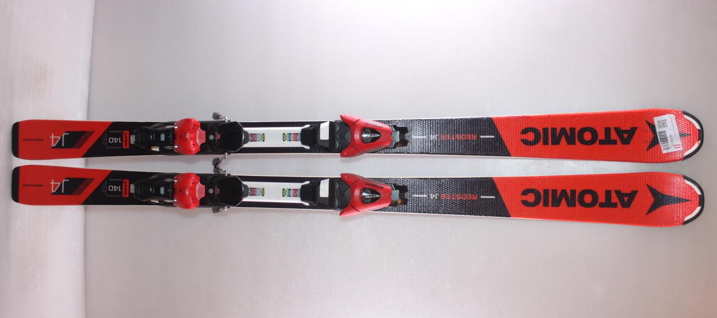 Dětské lyže ATOMIC REDSTER J4 140cm rok 2018