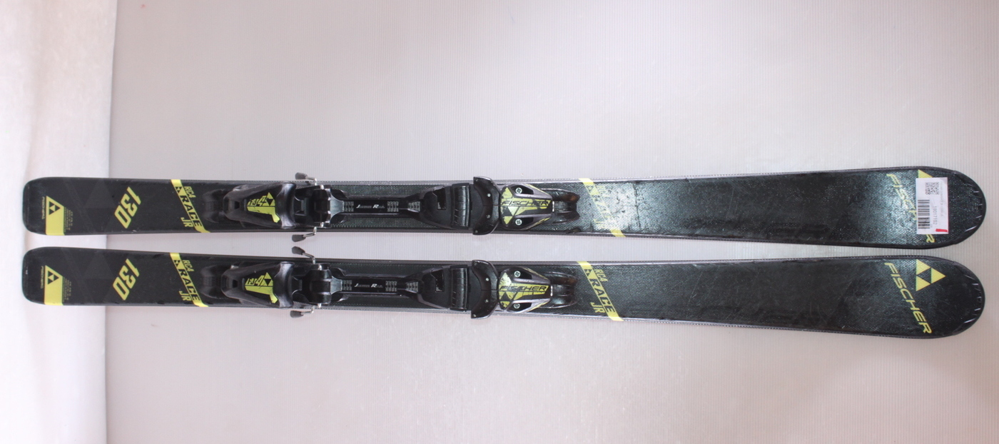 Dětské lyže FISCHER RC4 RACE JR 130cm rok 2018