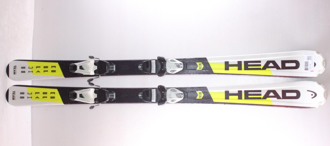 Dětské lyže HEAD SUPERSHAPE TEAM 137cm rok 2018