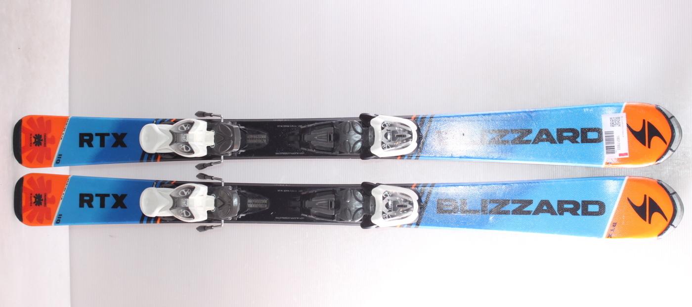 Dětské lyže BLIZZARD RTX 110cm rok 2018