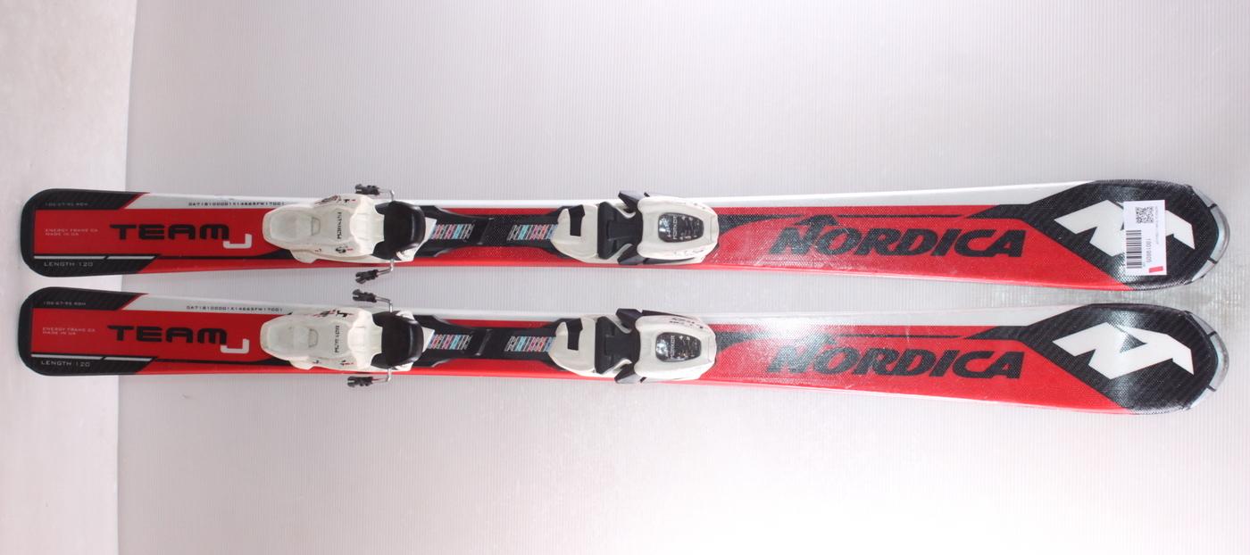 Dětské lyže NORDICA TEAM J 120cm rok 2018