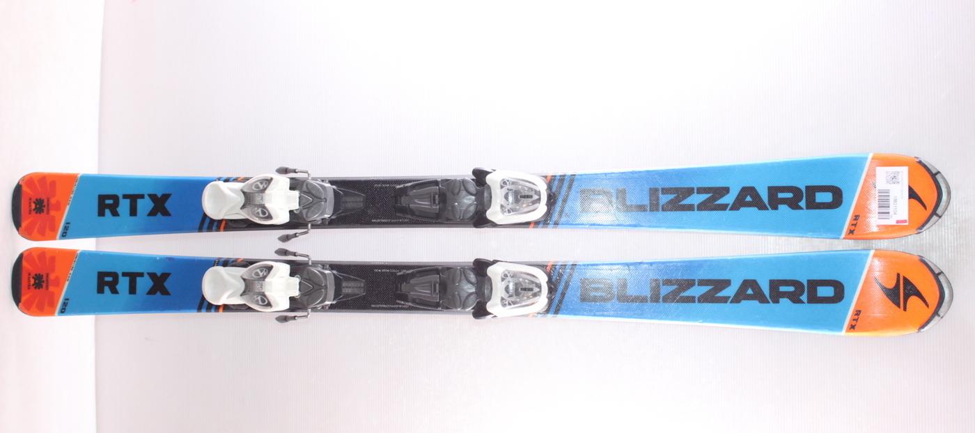 Dětské lyže BLIZZARD RTX 120cm rok 2018