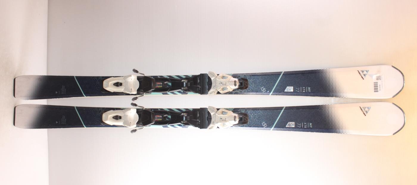Dámské lyže FISCHER MY XTR 77 151cm rok 2018