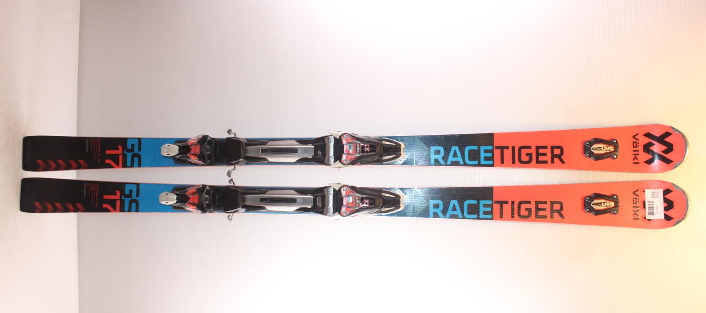 Lyže VOLKL RACETIGER SPEEDWALL GS UVO 165cm rok 2018