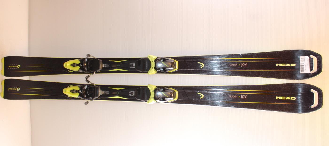 Dámské lyže HEAD SUPER JOY 148cm rok 2018