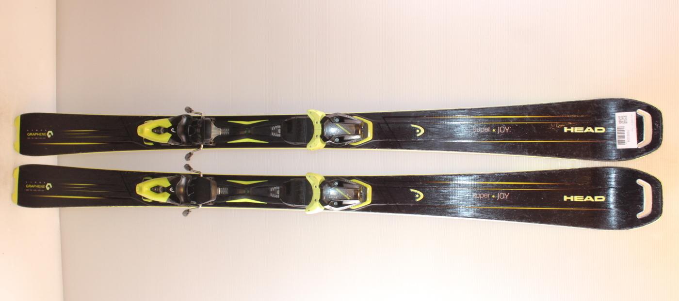Dámské lyže HEAD SUPER JOY 143cm rok 2018