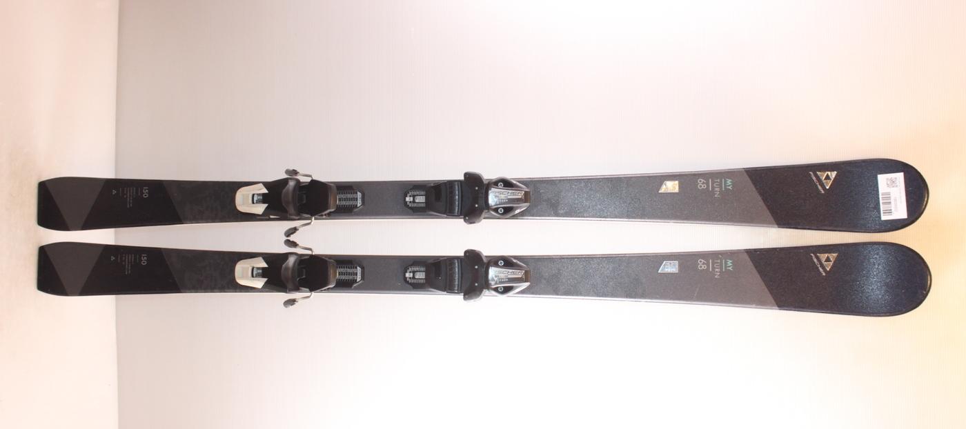 Dámské lyže FISCHER My Turn 68 150cm rok 2018