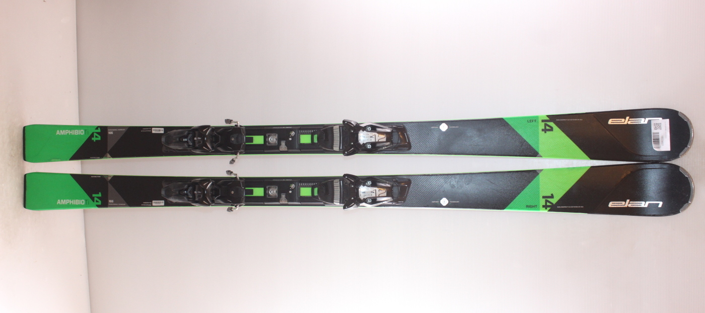 Lyže ELAN AMPHIBIO 14 Ti 166cm rok 2018
