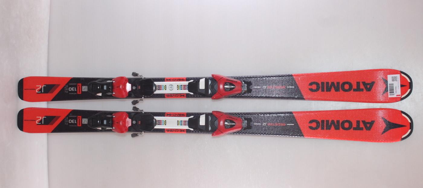 Dětské lyže ATOMIC REDSTER J2 130cm rok 2018