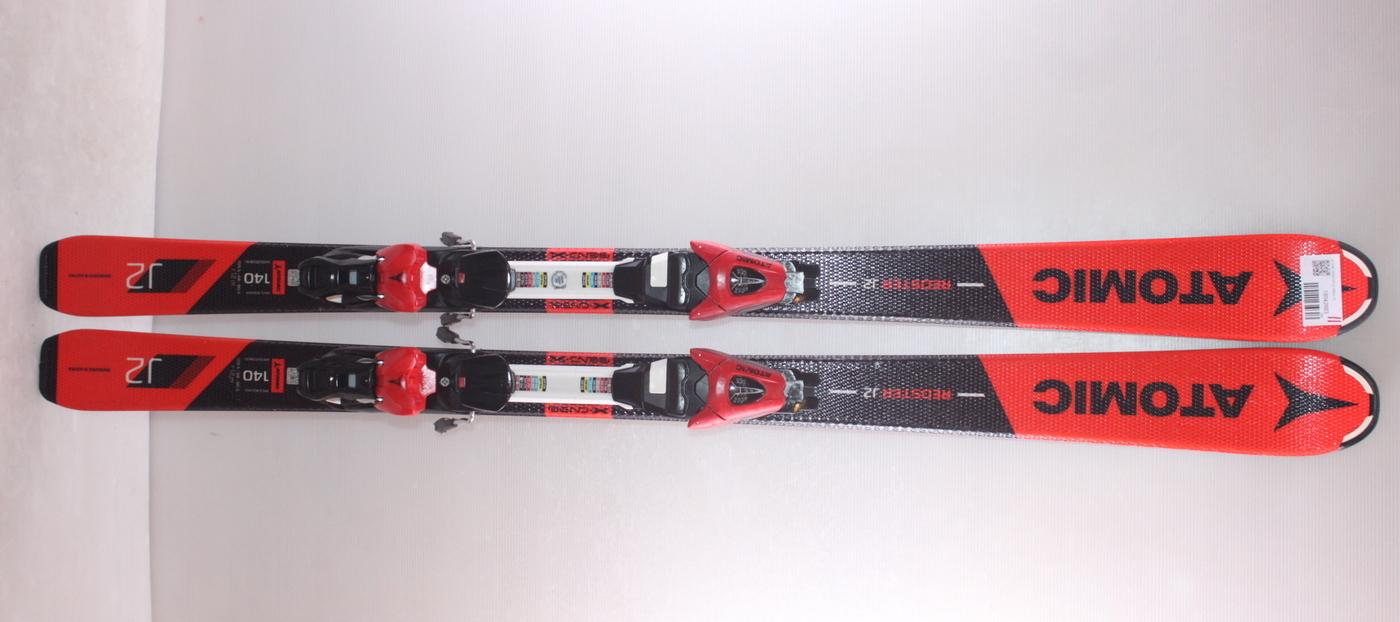 Dětské lyže ATOMIC REDSTER J2 140cm rok 2018