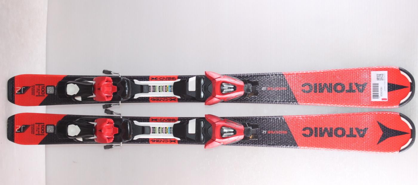 Dětské lyže ATOMIC REDSTER J2 100cm rok 2018