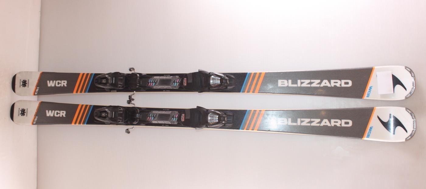 Lyže BLIZZARD WCR 153cm rok 2018