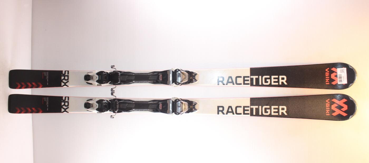 Lyže VOLKL Racetiger SRX 168cm rok 2018