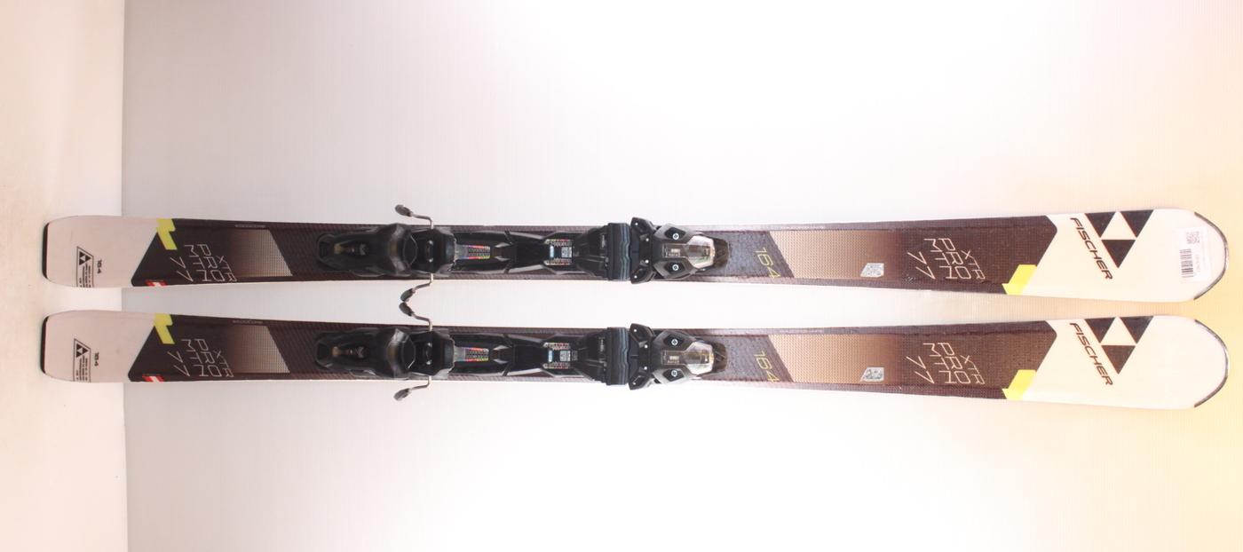Lyže FISCHER XTR MTN 77 RT 164cm rok 2018