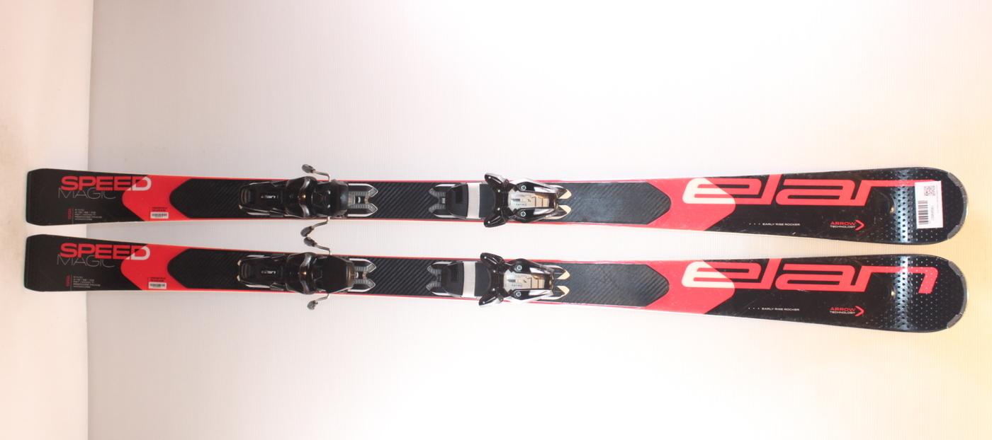 Dámské lyže ELAN SPEED MAGIC 155cm rok 2018