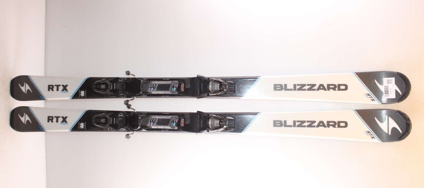Lyže BLIZZARD POWER RTX white 146cm rok 2018