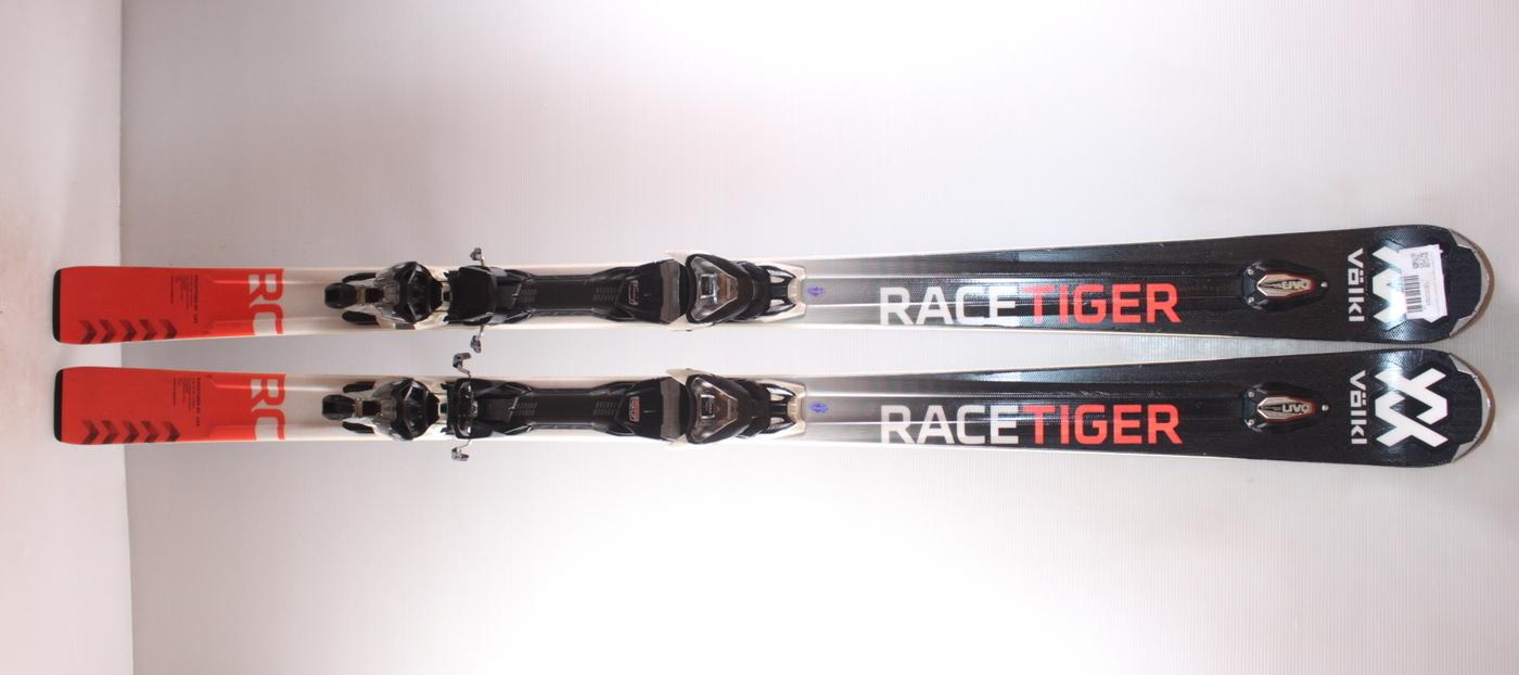 Lyže VOLKL RACETIGER RC UVO black 165cm rok 2018