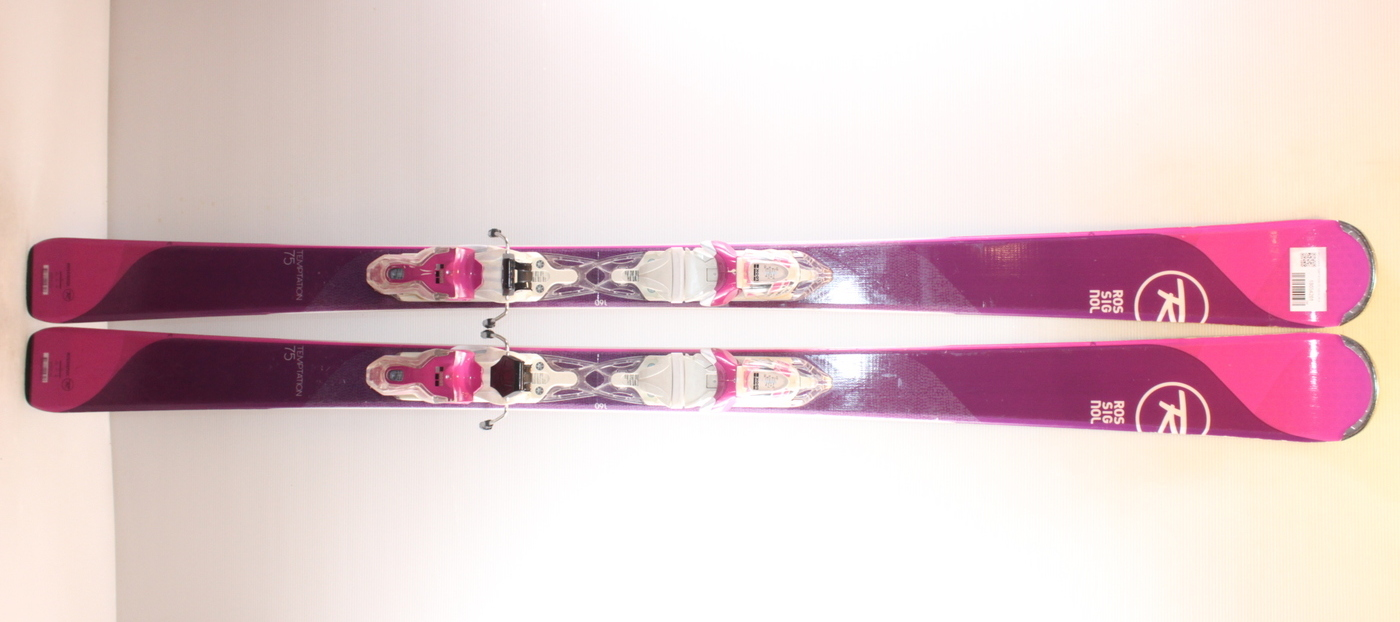 Dámské lyže ROSSIGNOL TEMPTATION 75 160cm rok 2018