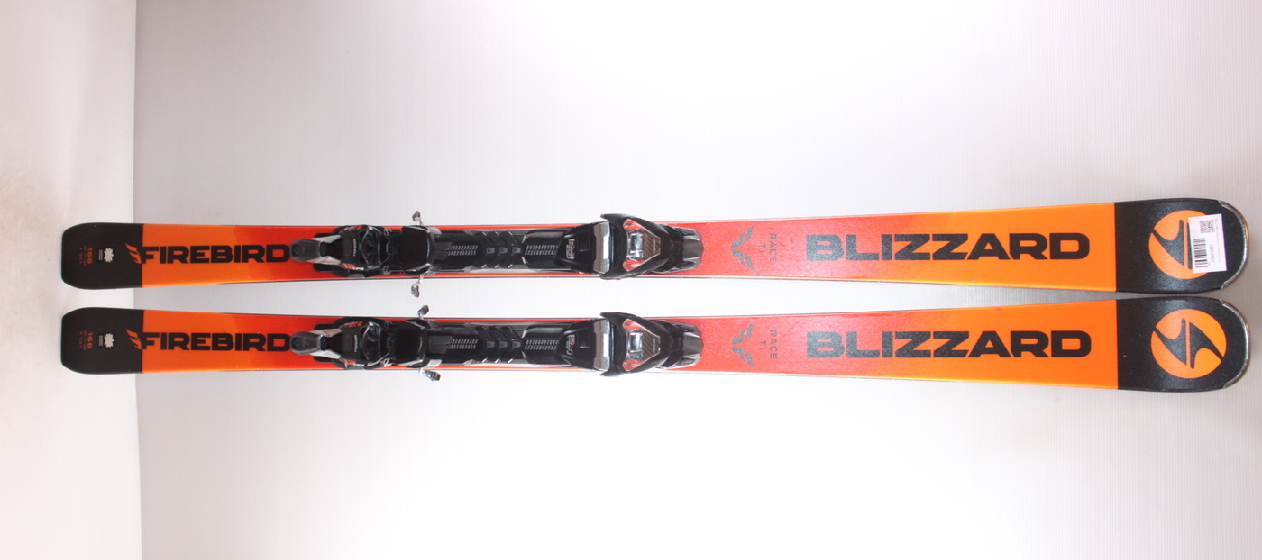 Lyže BLIZZARD Firebird RACE Ti 166cm rok 2018