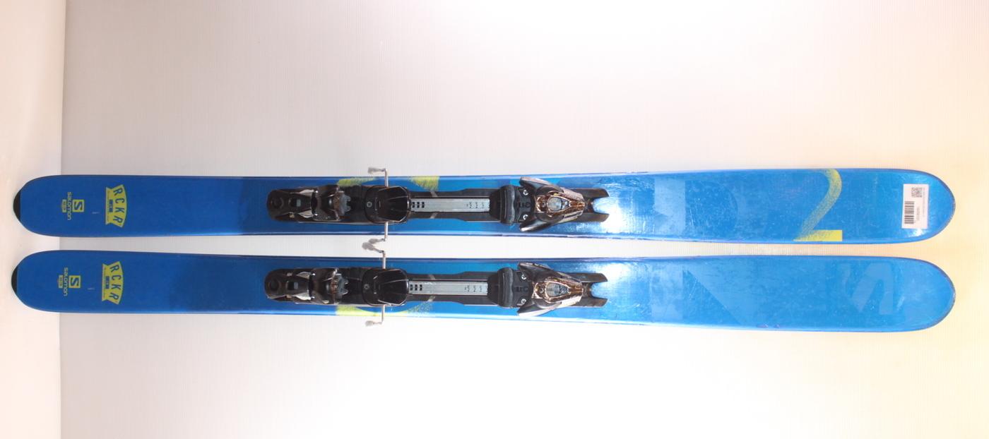 Lyže SALOMON ROCKER2 100 160cm rok 2018