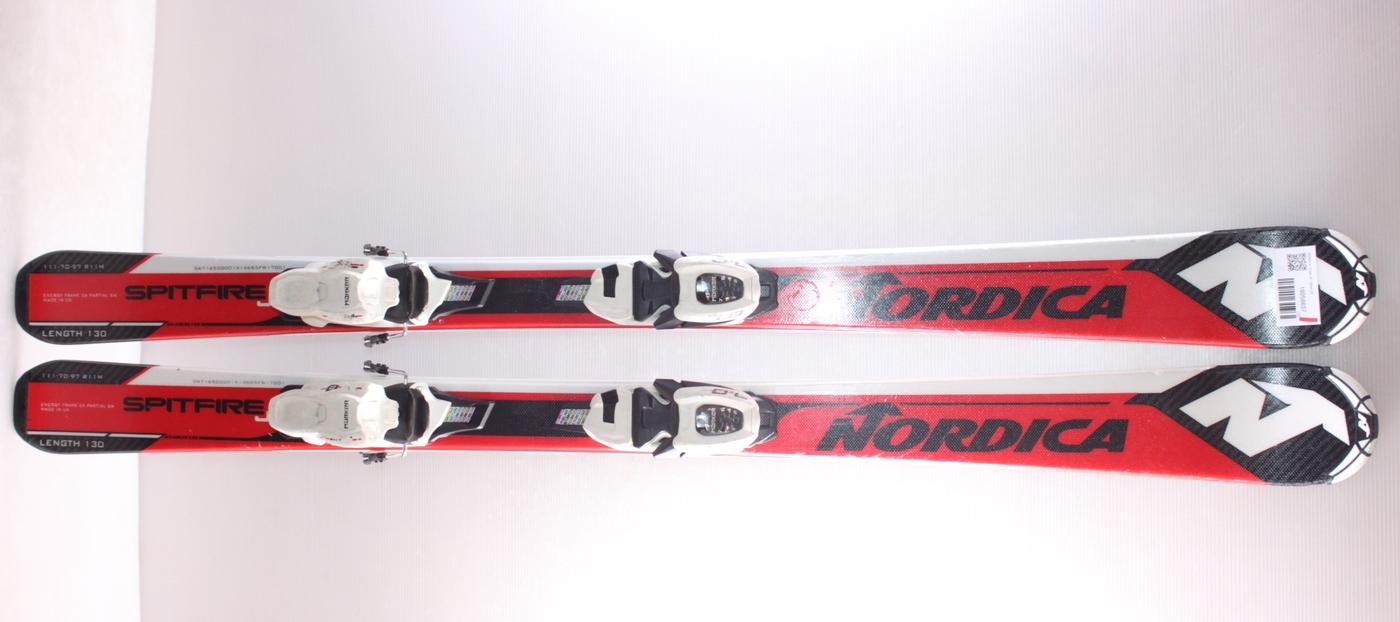 Dětské lyže NORDICA TEAM JR 130cm rok 2018