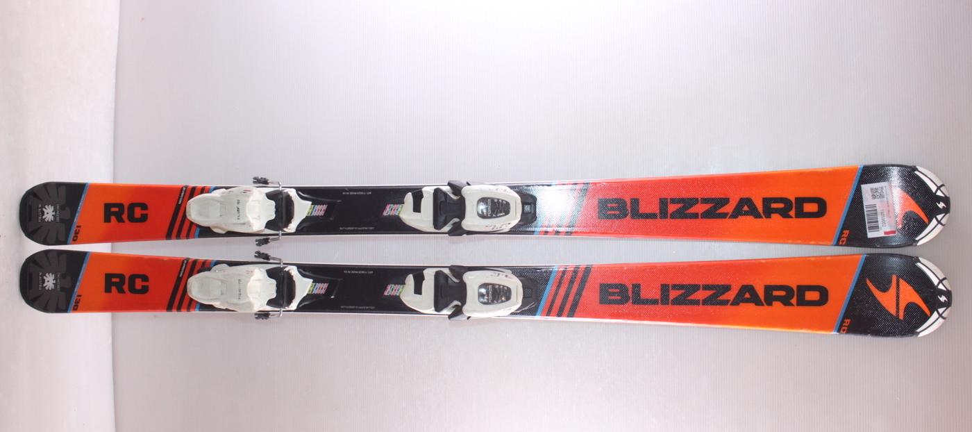Dětské lyže BLIZZARD RACING RC 130cm rok 2018