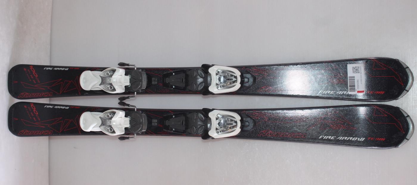 Dětské lyže NORDICA FIRE AROW 100cm rok 2018