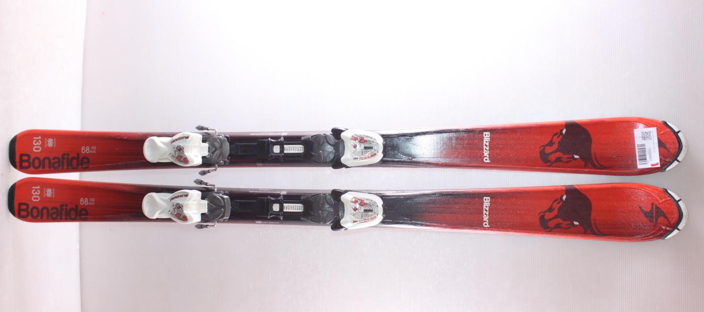 Dětské lyže BLIZZARD Bonafide 130cm rok 2018