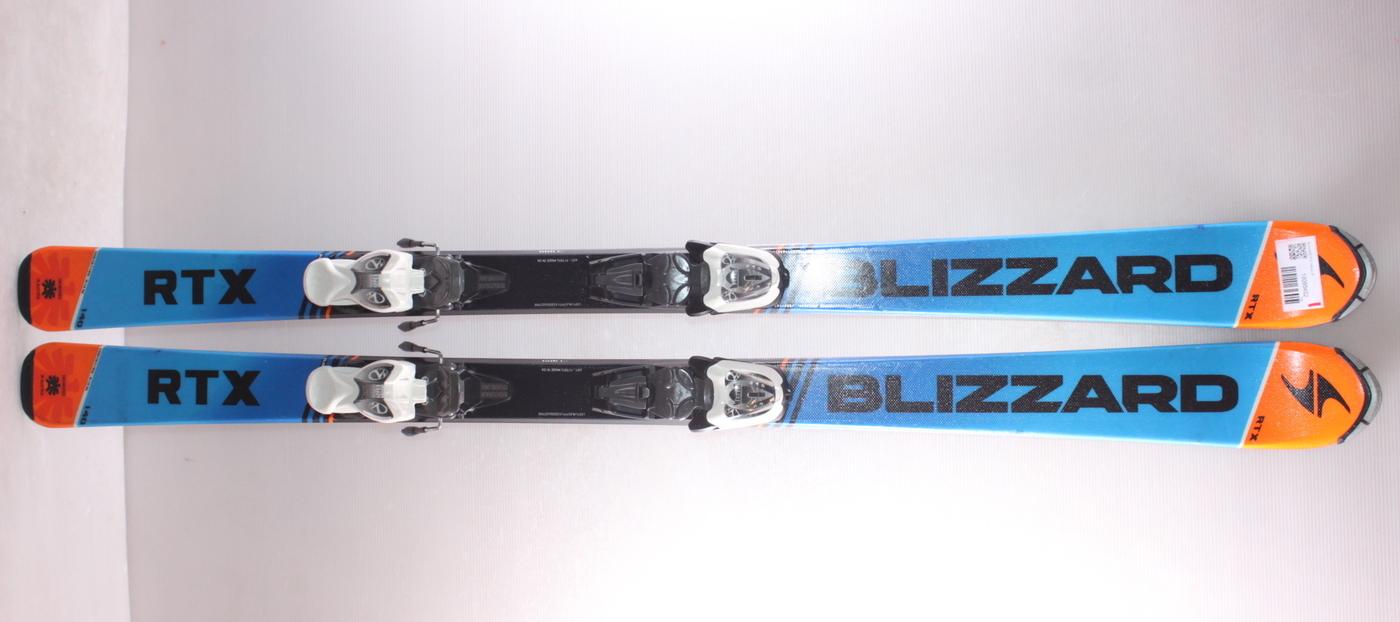 Dětské lyže BLIZZARD RTX 140cm rok 2018