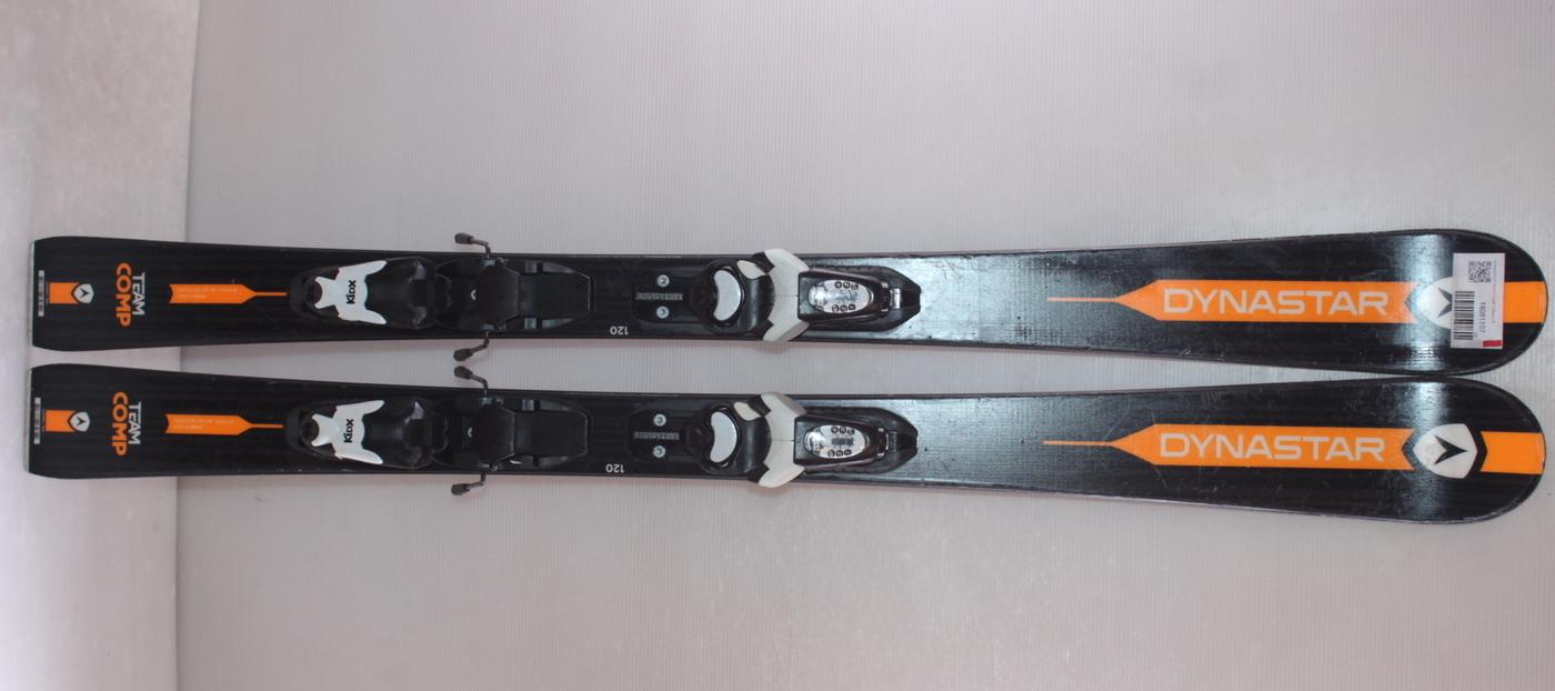 Dětské lyže DYNASTAR TEAM COMP 120cm rok 2018