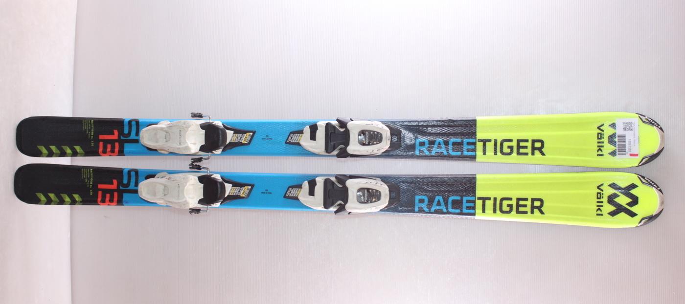 Dětské lyže VOLKL RACETIGER SL 120cm rok 2018