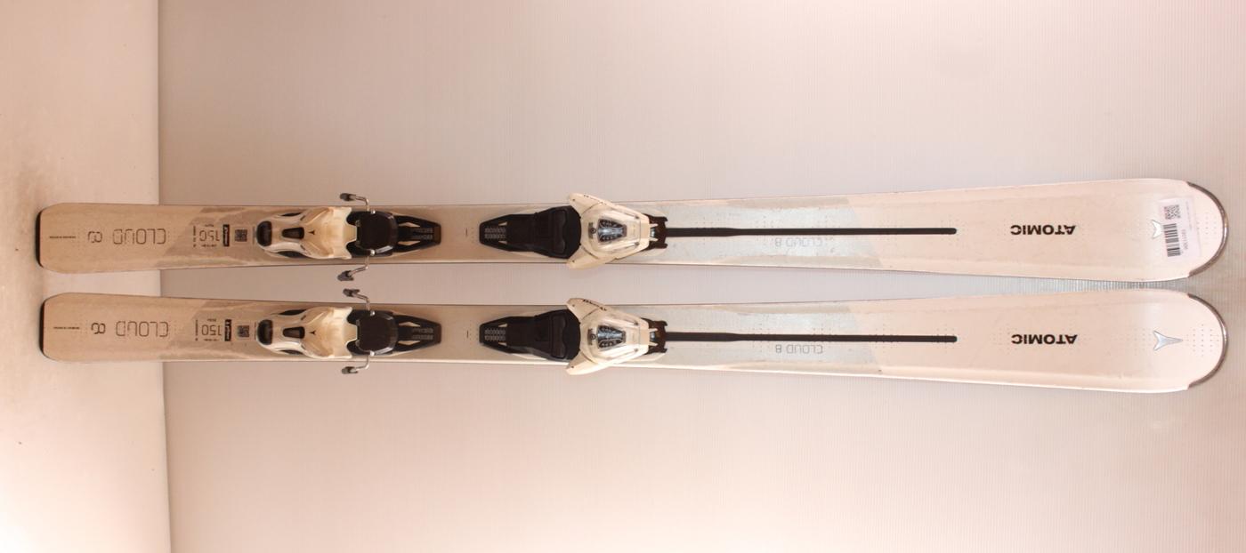 Dámské lyže ATOMIC CLOUD 8 150cm rok 2019