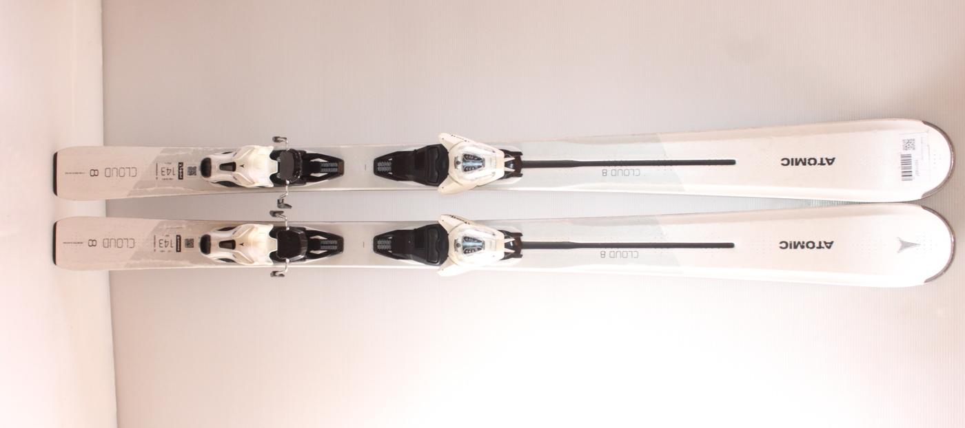 Dámské lyže ATOMIC CLOUD 8 143cm rok 2019