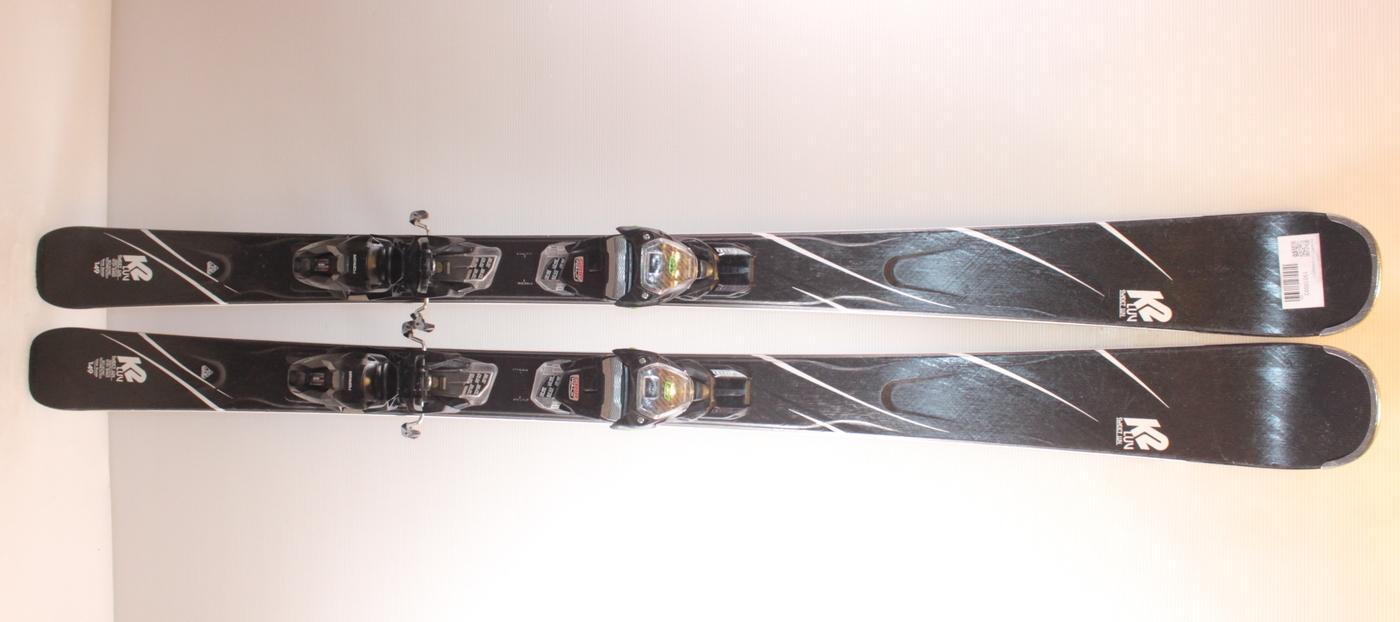 Dámské lyže K2 SWEET LUV 149cm rok 2019