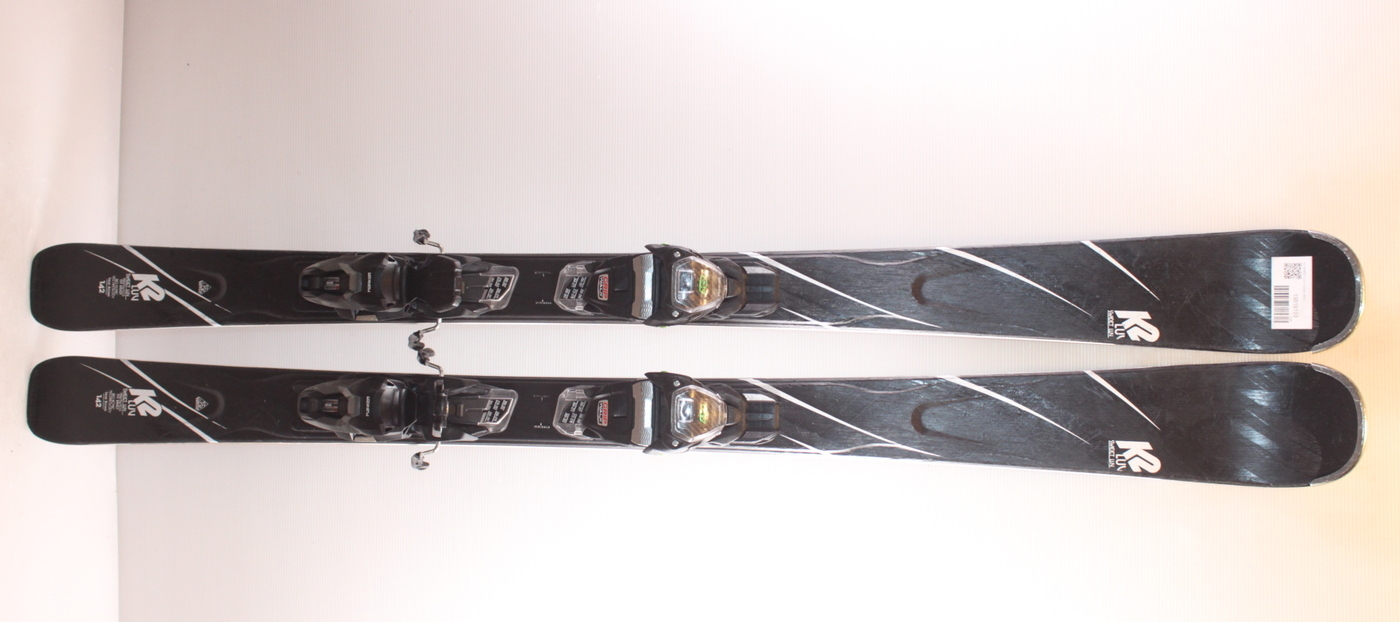 Dámské lyže K2 SWEET LUV 142cm rok 2019