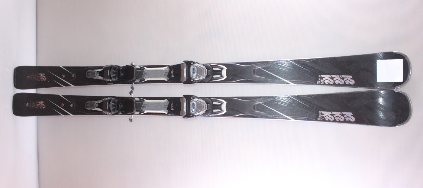 Dámské lyže K2 LUV MACHINE 72 Ti 153cm rok 2019